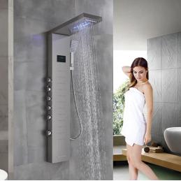 Panel prysznicowy wodospad...