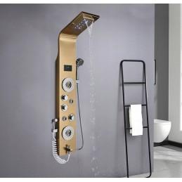 Panel prysznicowy LED z...